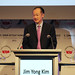 World Bank Group President Jim Yong Kim attends the opening of the 5th Izmir Economic Congress