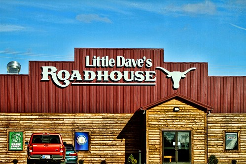 Little Dave's Roadhouse | by raymondclarkeimages