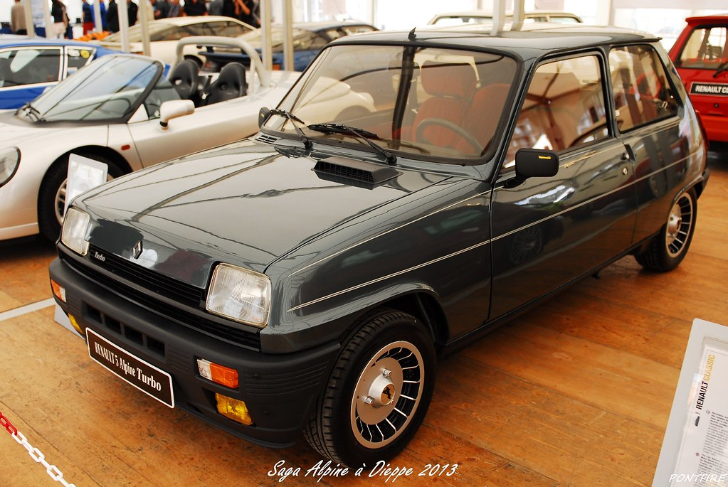 renault 5 alpine turbo saga alpine dieppe 2013 flickr. Black Bedroom Furniture Sets. Home Design Ideas