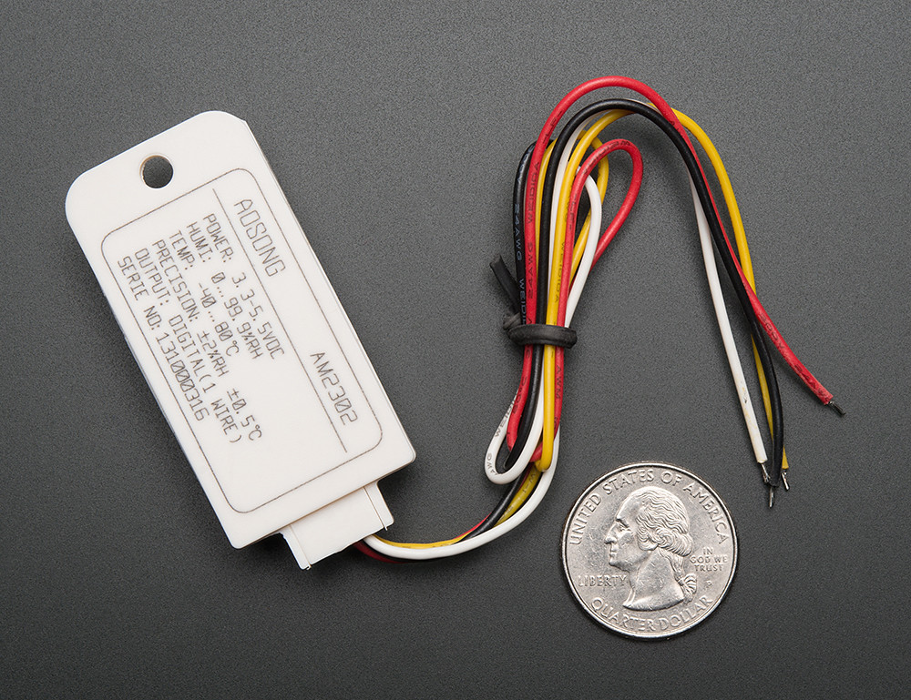 Temperature Humidity Sensor Server Room