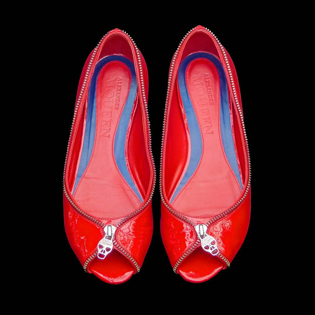 Red Killer Heels