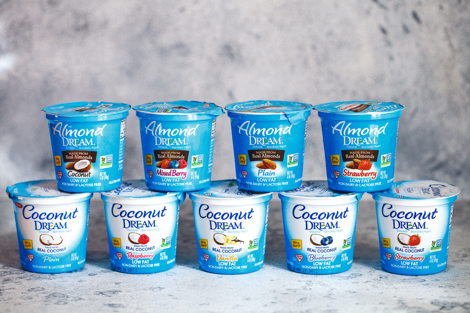 Dream Non-Dairy Yogurt Review & Giveaway