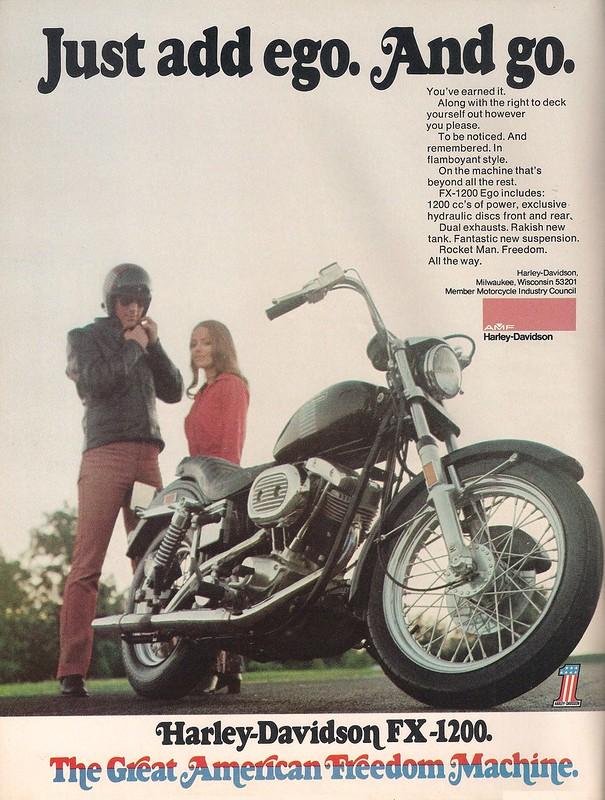 Harley-Davidson FX1200