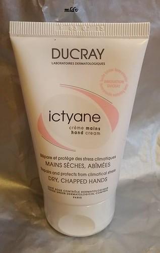 crème mains Ictyane de Ducray