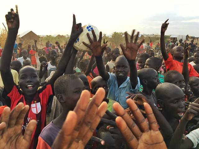 Kakuma Refugee Camp - Aid Zone