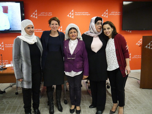 Women and Elections in Saudi Arabia