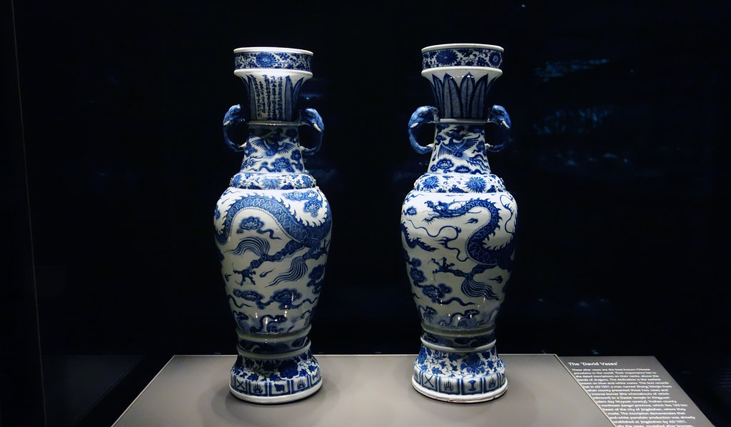 About >> The David Vases (centered) | The David Vases, 1351 (Yuan ...