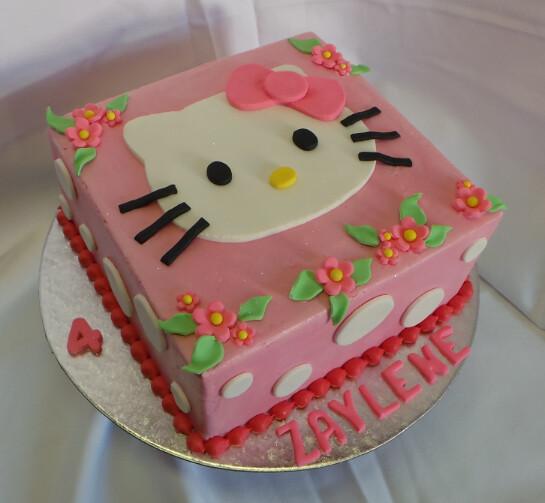 Hello Kitty Birthday Cake Mold Image Inspiration of Cake and