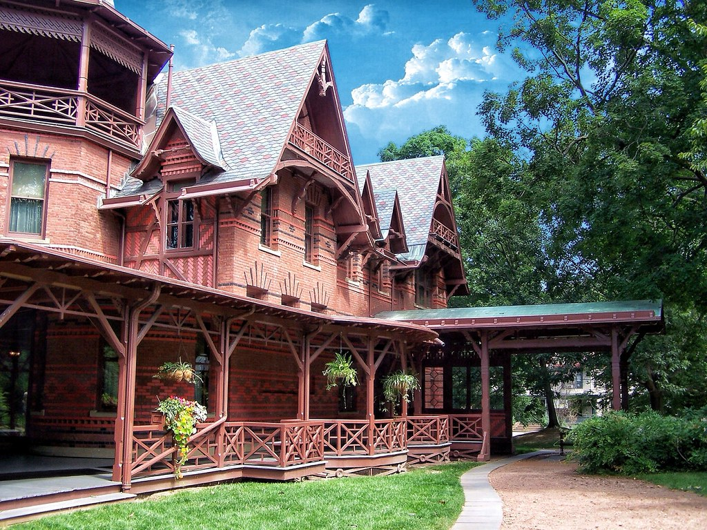 mark twain house & museum, hartford, Connecticut, hotels in hartford, ct