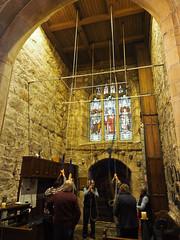 Ground floor ring of 6 bells