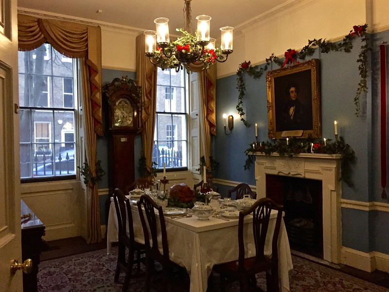 Dickens Museum at Christmas