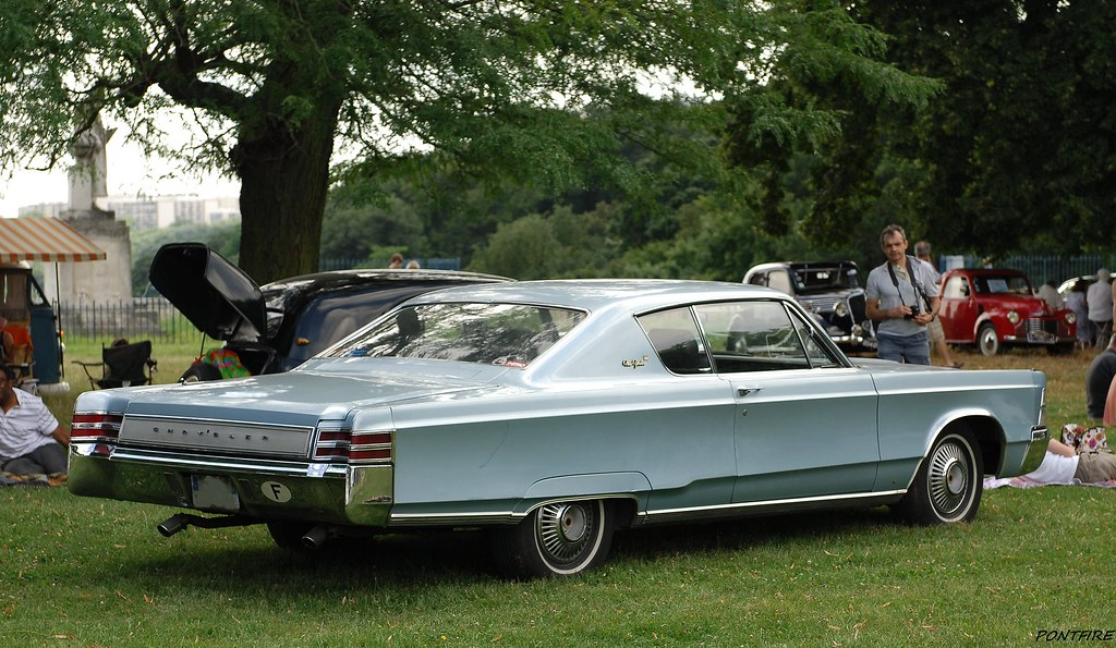 true blue 1967 chrysler new yorker