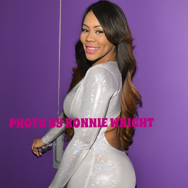Chandra Davis (aka Deelishis)