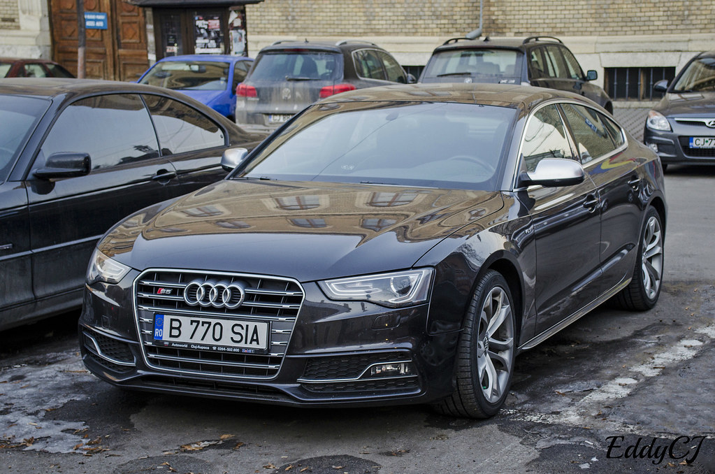 Audi S5 Sportback The Facelift S5 Sportback Can Easily
