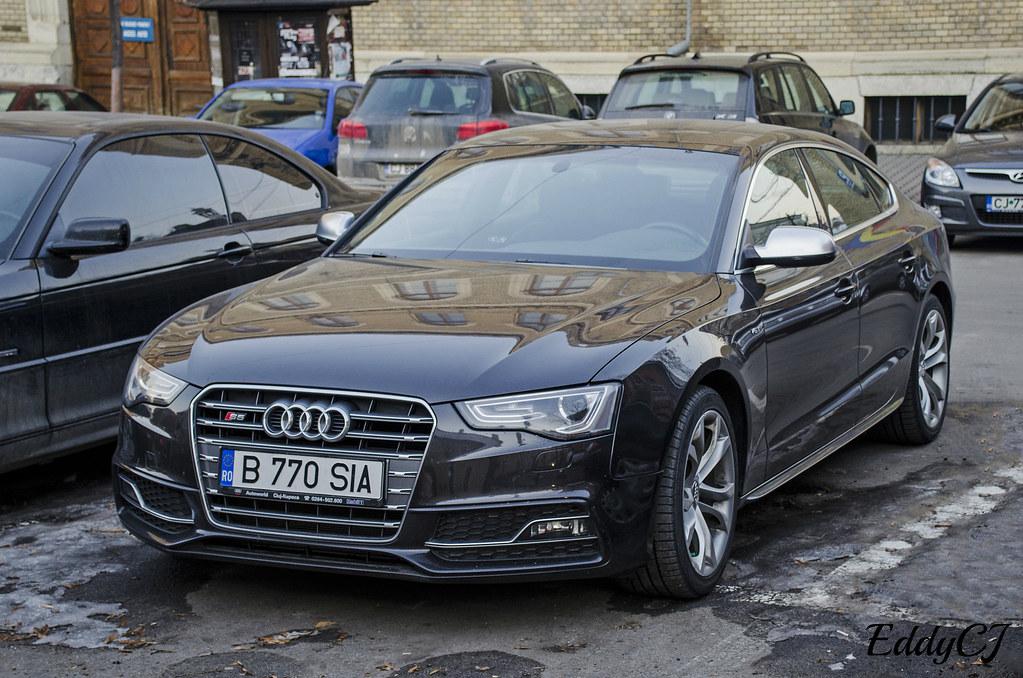 Audi s5 sportback the facelift s5 sportback can easily