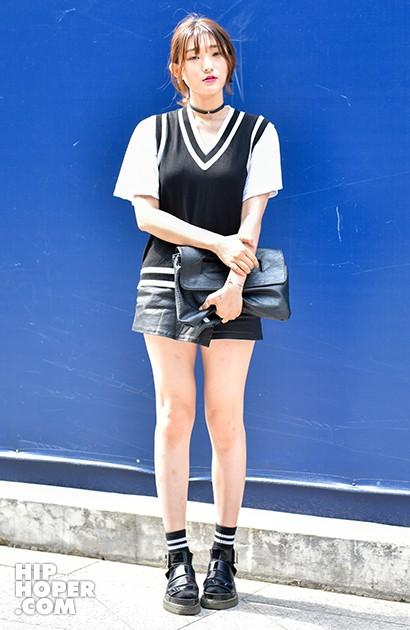 六月韓國街拍 28