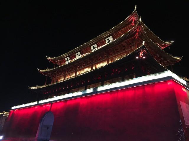 Puerta Chaoyang en Jianshui (Yunnan, China)