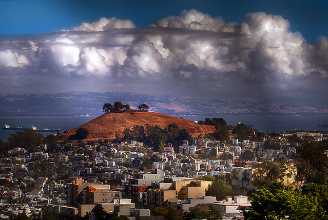 Bernal Clouds
