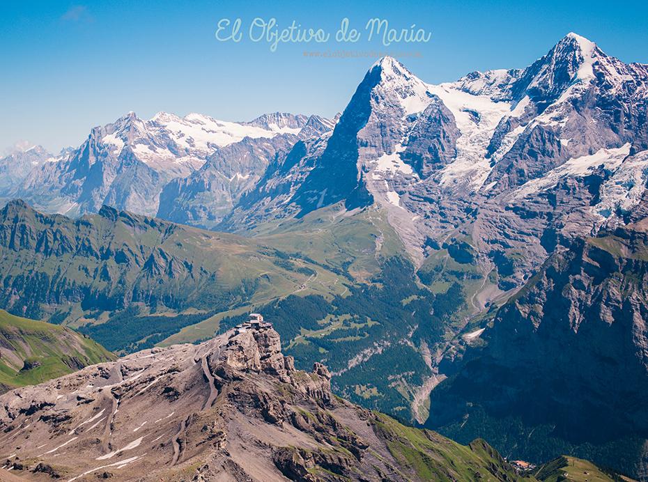 Montañas Suizas