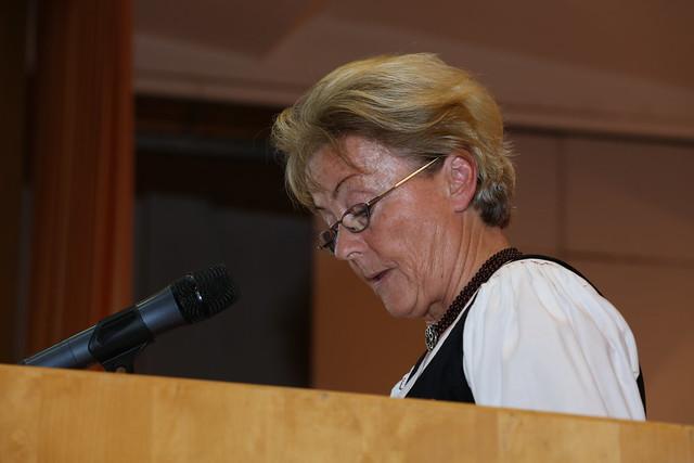 Hanni Schretter | Obfrau der Trachtengruppe Radenthein