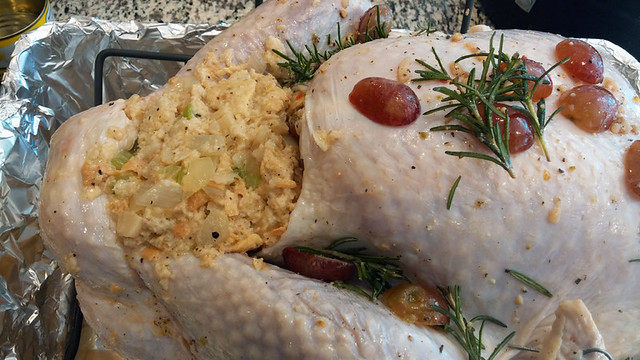 Stuffing in Turkey