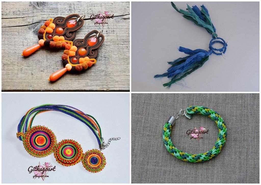 biżuteria | hand made | rękodzieło