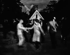 I dream the people dance bw2 by Steve Leverett
