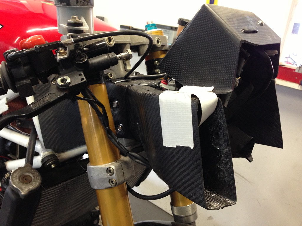 Ducati 888 Race Bike Flattrackers And Caferacers Parts