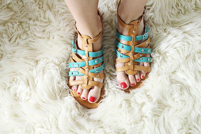 elf sandals