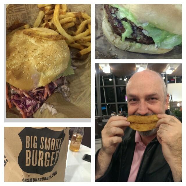 Big Smoke Burger Food Truck