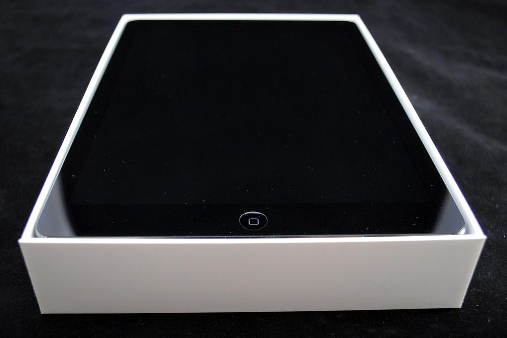 & iPad Air in Box | Adam Christianson | Flickr Aboutintivar.Com