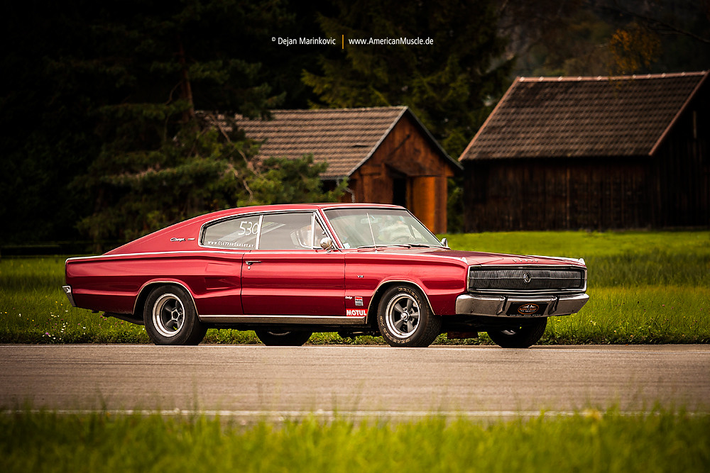 67 Dodge Charger Airport Race Days Hohenems Austria