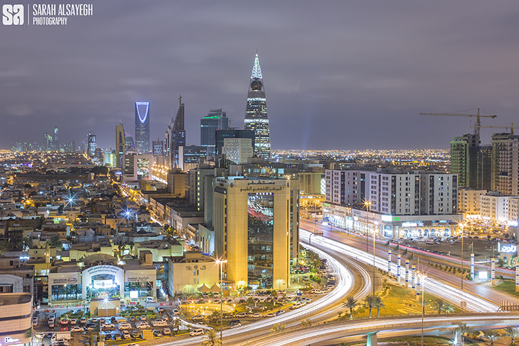 Saudi Arabia - Riyadh - Skyline Of Al Riyadh City II | Flickr