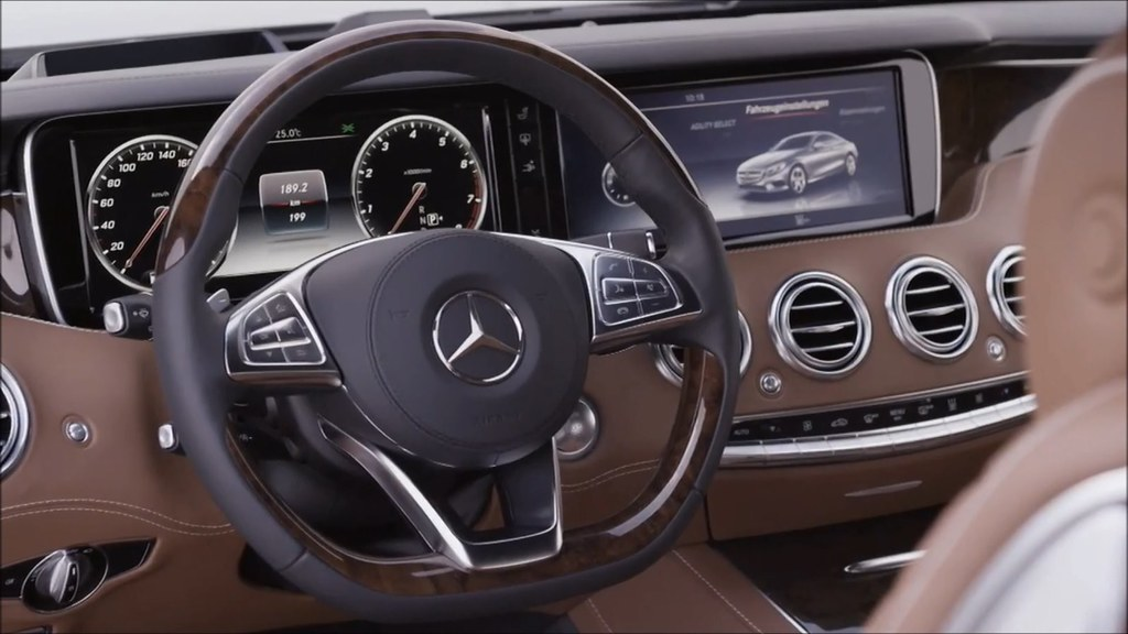 Mercedes-Benz 2015 S-Class Coupe ( YouTube Video ) | Flickr
