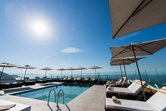 hotel PORTO BAY RIO INTERNACIONAL | rooftop pool