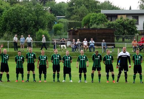 SV Spora v TSV Leuna