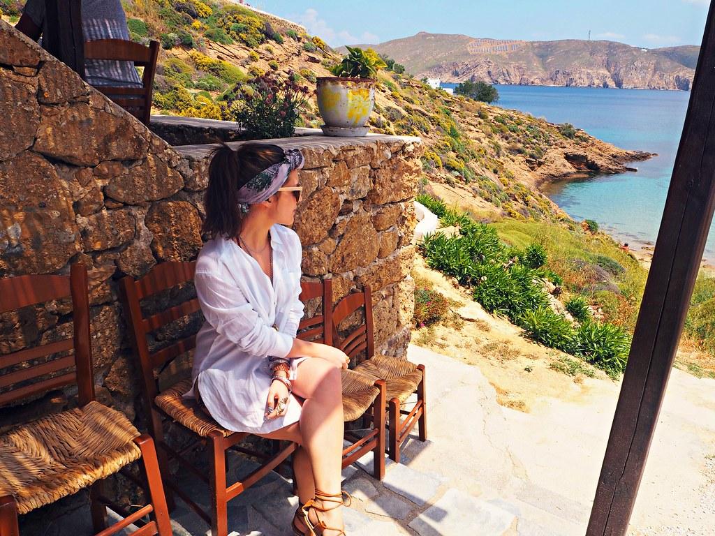 Agios Sostis beach Mykonos 8