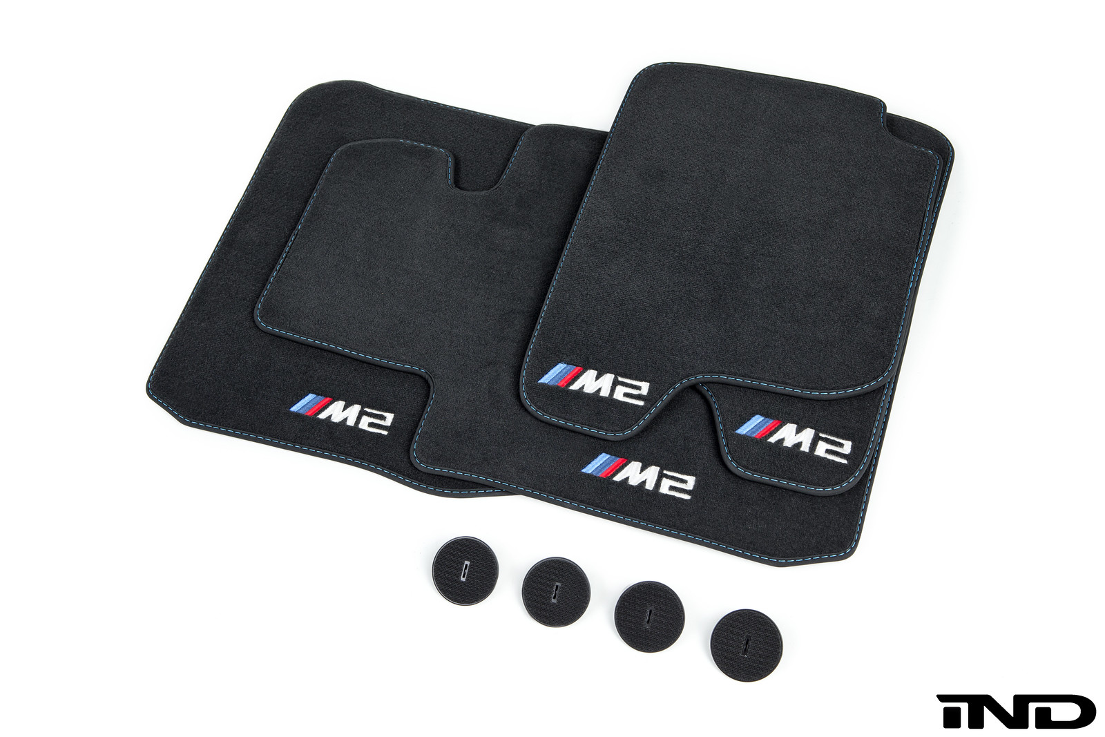 Floor mats embroidered - The New F87 M2 Lack The Traditional M Embroidered Floor Mats Typically Seen In M Cars Of Years Past We At Ind Now Bring Our Ever Popular Custom Mat