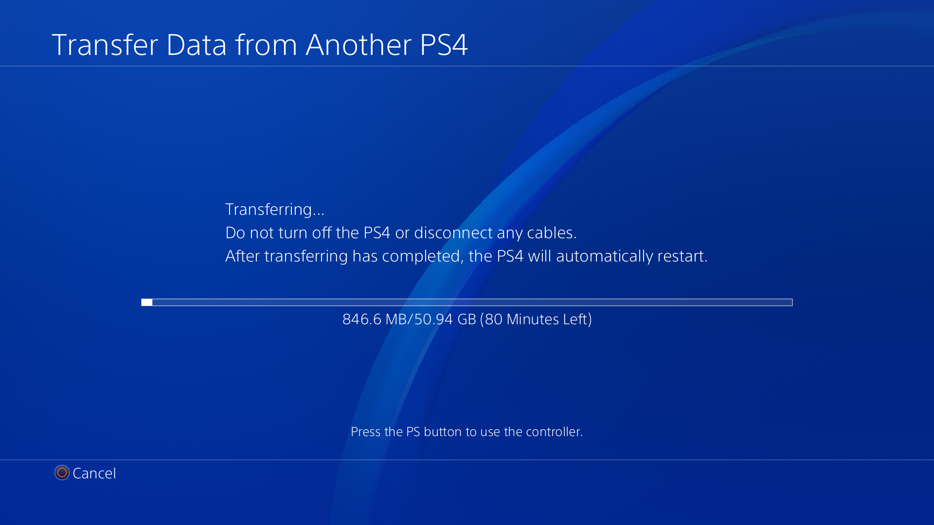 How to transfer your data from PS4 to PS4 Pro - PlayStation