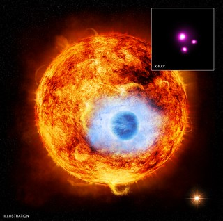 Exoplanet HD 189733b Eclipses Parent Star (NASA, Chandra, 07/29/13) | by NASA's Marshall Space Flight Center