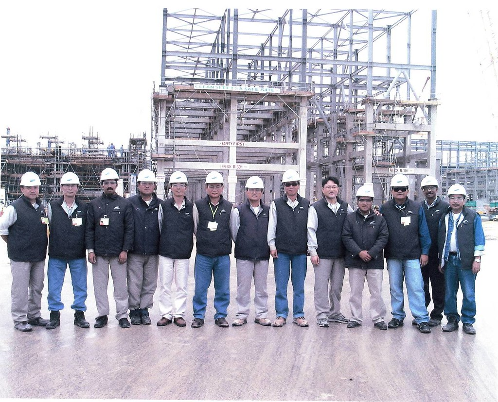 i am in tasnee ethylene project site jubail saudi arabia