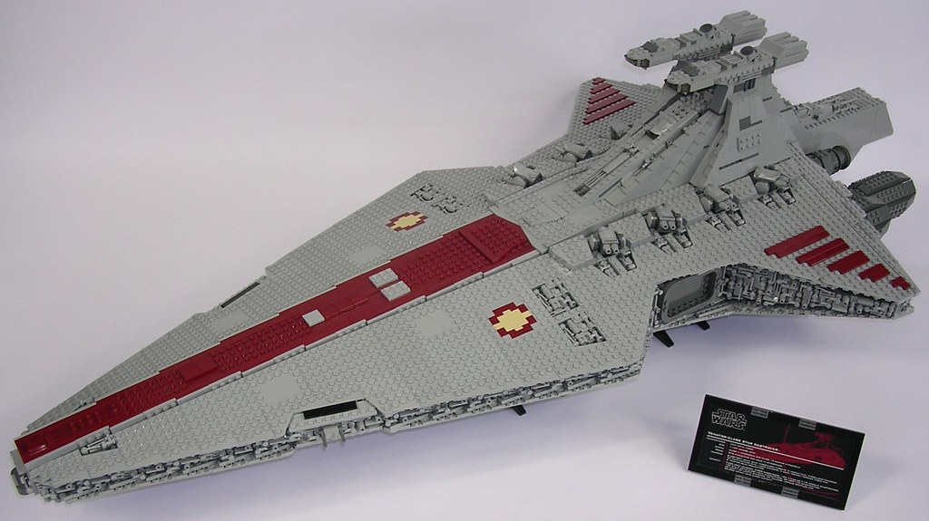 lego republic star destroyer - photo #16