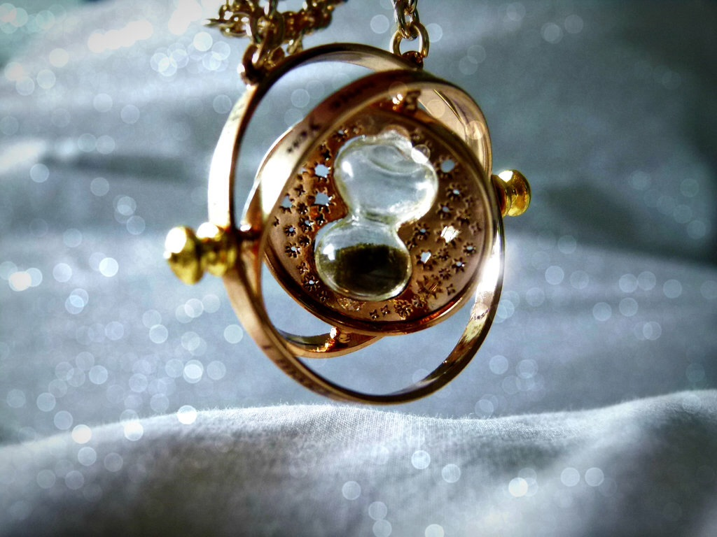 Time Turner Wallpaper Time Turner | Flickr Photo