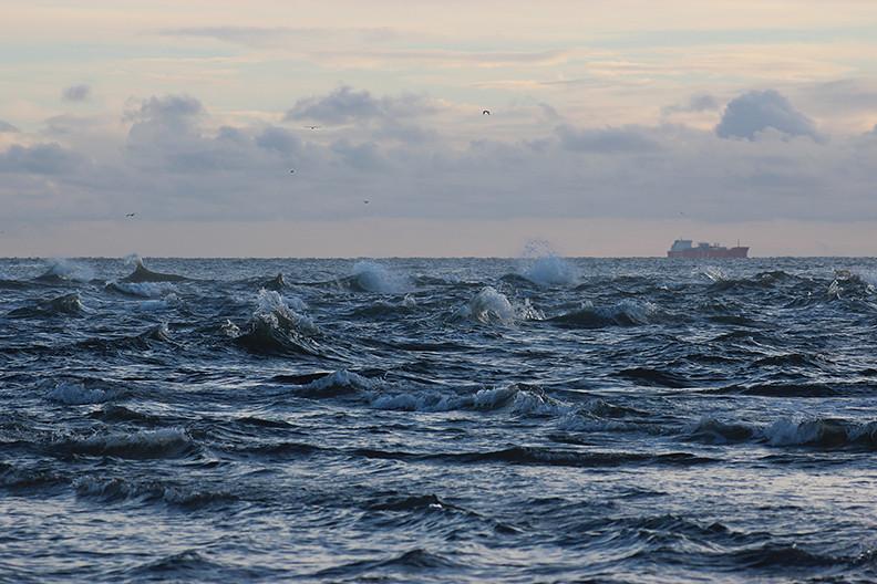 baltic sea and north meet map of florida