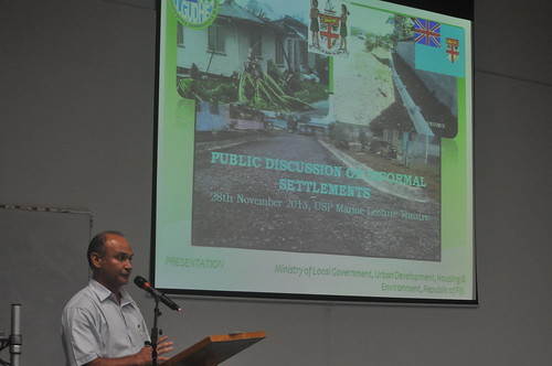 Informal Settlements dicussions | by UNDP in the Pacific & PNG