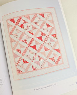 Modern Baby quilt book | by amy smart