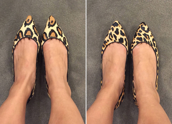 leopard flats review