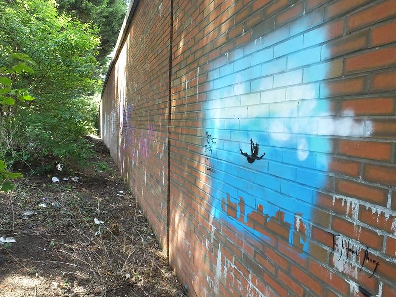 Cardiff street art and graffiti