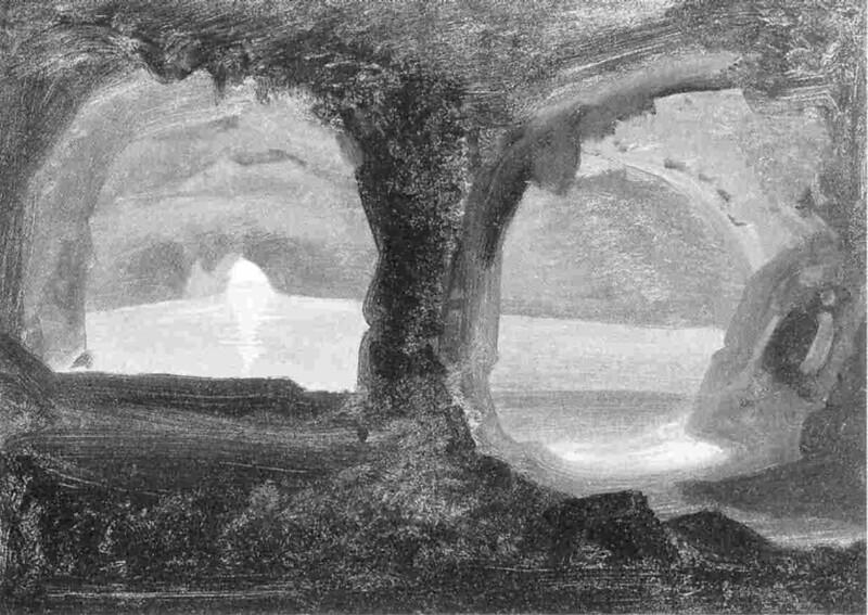 Capri - Ernst Fries1826