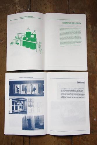 Salonkartonboekjes luca interieurvormgeving flickr for Interieur vormgeving